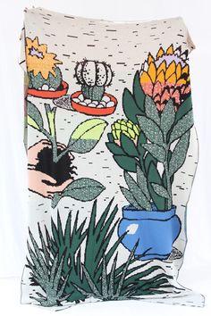 Anntian Cotton Knit Blanket