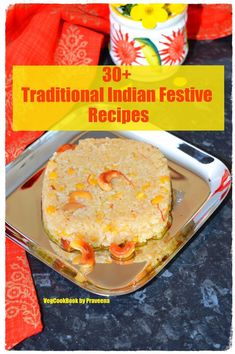 Traditional Indian Festive Recipes Collection