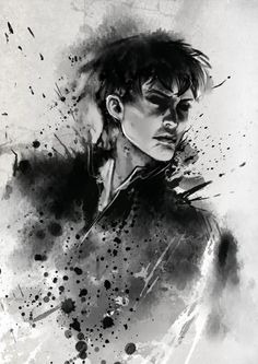 The Outsider by moni158 on deviantART