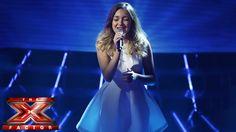 Lauren Platt sings Irene Cara's What A Feeling  | Live Week 2 | The X Factor...