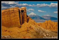 Valle de la Luna, Chile by Fabio Dornelles, via Flickr.