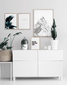 Inspiratie voor fotowanden en postercollage's https://desenio.nl/nl/artiklar/inspiratie-poster/index.html