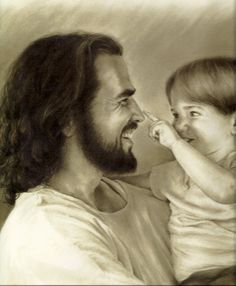 Delightful picture of Christ!