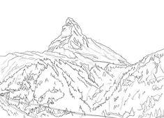 Alps coloring pages - Google keresés