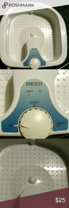 Like new foot bath with massage&heat Like new foot bath with massage&heat. Only used twice. HOMEDICS Other