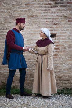 Marriage, late 1400s Italy. Compagnia dei Morlacchi.