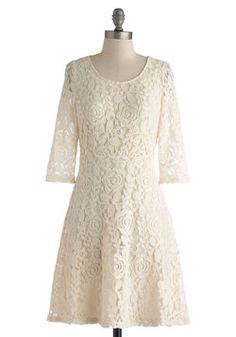 Have It Almond Dress, #ModCloth  Rehearsal Dinner Dress?