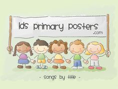 primary singing time ideas