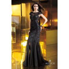The Hottest Dress Designer hands down! Alyce Paris.  Check out their dresses at alyceparis.com Claudine for Alyce | Prom Dress Style #2266 #http://pinterest.com/alyceparis