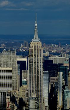 view from 102 floor @ one world observatory. one world trade center. NYC