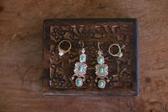 #samanthawills earrings Married: Jessica & Shane   Wavehouse Studios Yallingup