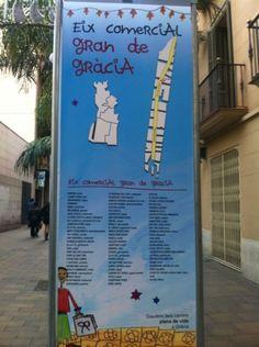 Barri de Gràcia / Barrio de Gràcia