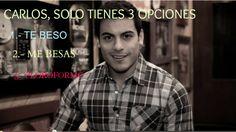 Carlos Rivera, Solo tienes 3 opciones... cual elijes