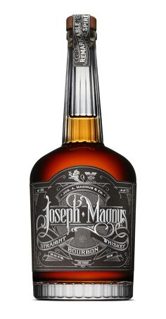 Joseph Magnus Bourbon on Packaging of the World - Creative Package Design Gallery