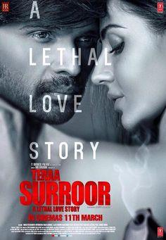 Himesh Reshammiya and Farah Karimaee Stills from Teraa Surroor Hindi Movie   Teraa Surroor: WoodsDeck