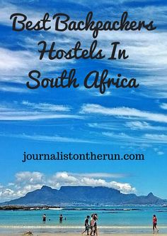 Best Backpackers Hostels In South Africa