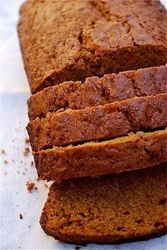 Maple sweet potato bread from Blue Ridge Baker Sweet Potato Bread, Sweet Potato Recipes, Muffins, Cupcakes, Biscuit Recipe, Christmas Baking, Bread Recipes, Baker Recipes, Bread Baking