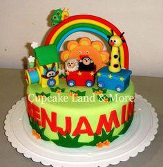 Baby tv Cake! 1st Birthday Parties, Birthday Cake, Birthday Ideas, Happy Birthday, Baby Tv Cake, Baby Cakes, Cupcakes, Cake Cookies, Cake Pops