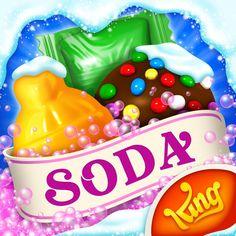 Candy Crush Soda Saga, Logo