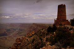 Desert View Watchtower, Grand Canyon