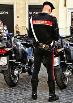 Carabinieri, Piazza di Spagna, Roma
