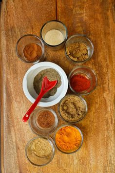 Easy Vegan Curry Spice Blend and Easy Curry Recipe SWANK NOTE:  Use cashew milk instead of coconut milk.