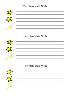 Image result for two stars and a wish