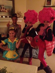 Kenzie, Nia, Maddie and Kendall                                    LOVE DANCE MOMS!