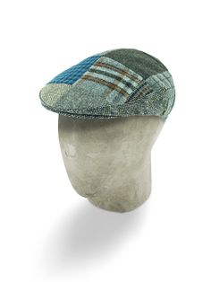 e299a2815990f Hat Making · Image result for patchwork flat cap