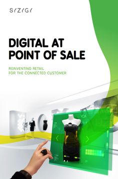 Whitepaper: Digital at Point of Sale: Reinventing Retail for the Connected Customer. Download here: http://www.syzygy.de/whitepaper_digital-pos