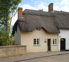 Old Fox Cottage in the Cotswolds