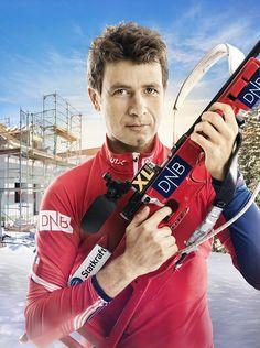 Ole Einar Bjoerndalen to ikona sportów zimowych. Jest to biathlonista, jaki jest rekordzistą pod względem ilości zwycięstw w PŚ w swej dyscyplinie, jak i medali MŚ czy Igrzysk Olimpijskich. Choć jest to zawodnik, który przekroczył już 40-tkę, to jednak na http://amzn.to/2qG9FlD