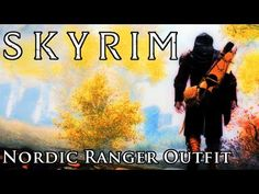 Nordic Ranger Outfit at Skyrim Nexus - mods and community