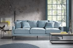 PR-Living is a Belgian design company, we are the lead furniture supplier for many wholesalers, retailers and project developers worldwide. Our collection consists of both furniture and upholstery goods. Furniture Upholstery, Table Furniture, Contemporary Design, Sofas, Love Seat, Dining Chairs, Lounge, Design Inspiration, Couch