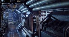 aliens set design | In praise of the sci-fi corridor | Den of Geek