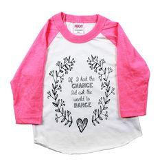 Dance (Pink) www.wireandhoney.com Toddler clothing.