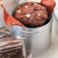 Biscuits choco croquants | Ricardo