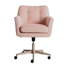 Serta Ashland Task Chair - Office Chair - Ideas of Office Chair - Serta Ashland Mid-Back Desk Chair Desk Chair Covers, Pink Desk Chair, Desk Chair Comfy, Cute Desk Chair, Ikea Desk Chair, Cool Desk Chairs, Bag Chairs, Home Office Chairs, Home Office Furniture