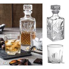 Whiskey Decanter Gift Set Bourbon Gifts Home Bar Alcohol Glass Of 6 Bottle Men. Whiskey Gift Set, Bourbon Gifts, Whiskey Decanter, Coffee Maker, Great Gifts, Alcohol, Bar, Bottle, Glass