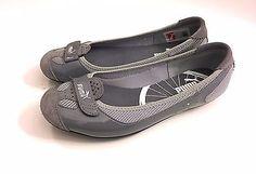 e708496b8ffd46 Women-039-s-PUMA-Eco-Ortholite-Gray-Ballet-Flats-352851-Shoes-Size-7-M