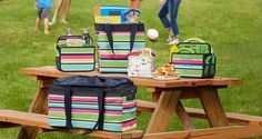 Summer becomes more fun when you organize your day and weekend plans with a Thirty-One tote (or maybe three). #thirtyone #summerfun #summerstyle #notjustabag #lovethirtyone #poolfun #momstyle Shop with me: www.mythirtyone.com/ChristinaGouveia