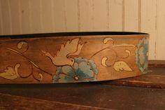 Hummingbird Leather Guitar Strap