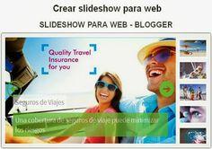 Crear Slideshow para web « Widgets y Plugins para Blogger