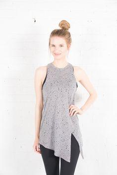 Shop the Rep Tunic online at sacredtusk.com - $110 CAD Tunics Online, Tank Tops, Shopping, Women, Style, Fashion, Halter Tops, Moda, Women's