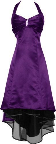 Satin Halter Dress Tulle Mini Train Prom Bridesmaid Holiday Formal Gown Junior Plus Size, XS, Purple PacificPlex,http://www.amazon.com/dp/B0017ISKNI/ref=cm_sw_r_pi_dp_kdnjsb069DXFG5H0