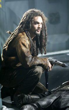 Ronon Dex. Jason Momoa. Stargate Atlantis