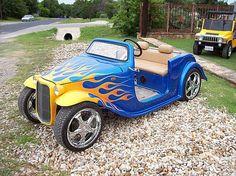 golf carts | Texas Golf Cars & Service: Custom Golf Carts