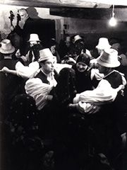 The dance house in Szék, Transylvania (Romania), was a major source of inspiration for the dance house movement.
