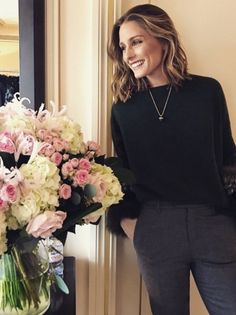 The Olivia Palermo Lookbook Wishes You A Wonderful Weekend,