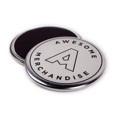 58mm metallic magnets - the Aston martin of the magnet world! http://awsmr.ch/AMMagnets